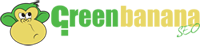 GreenBananaSEO Sticky Logo